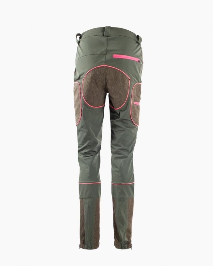 Kevlar-Donna-pantaloni-retro